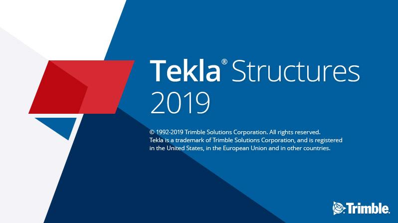 Tekla2019安装教程