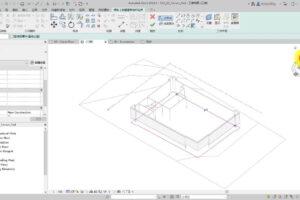 Revit创建地形和建筑地坪