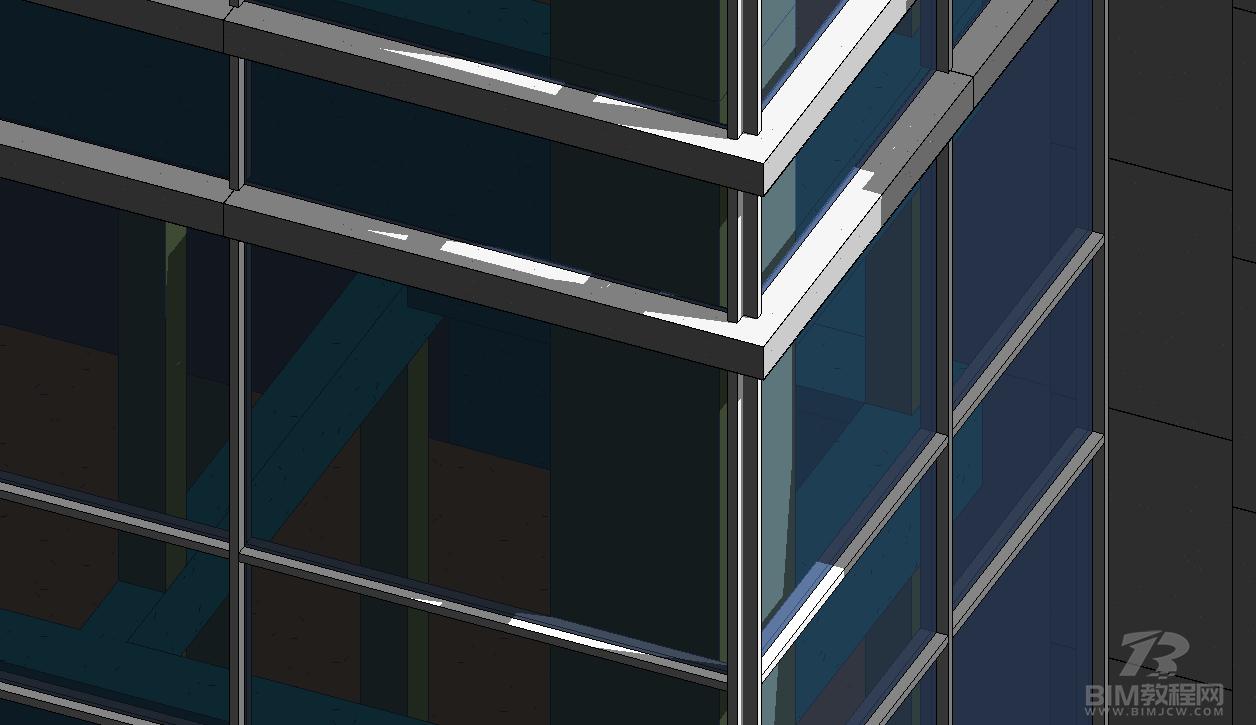 Revit幕墙建模的要点及可行性插图2