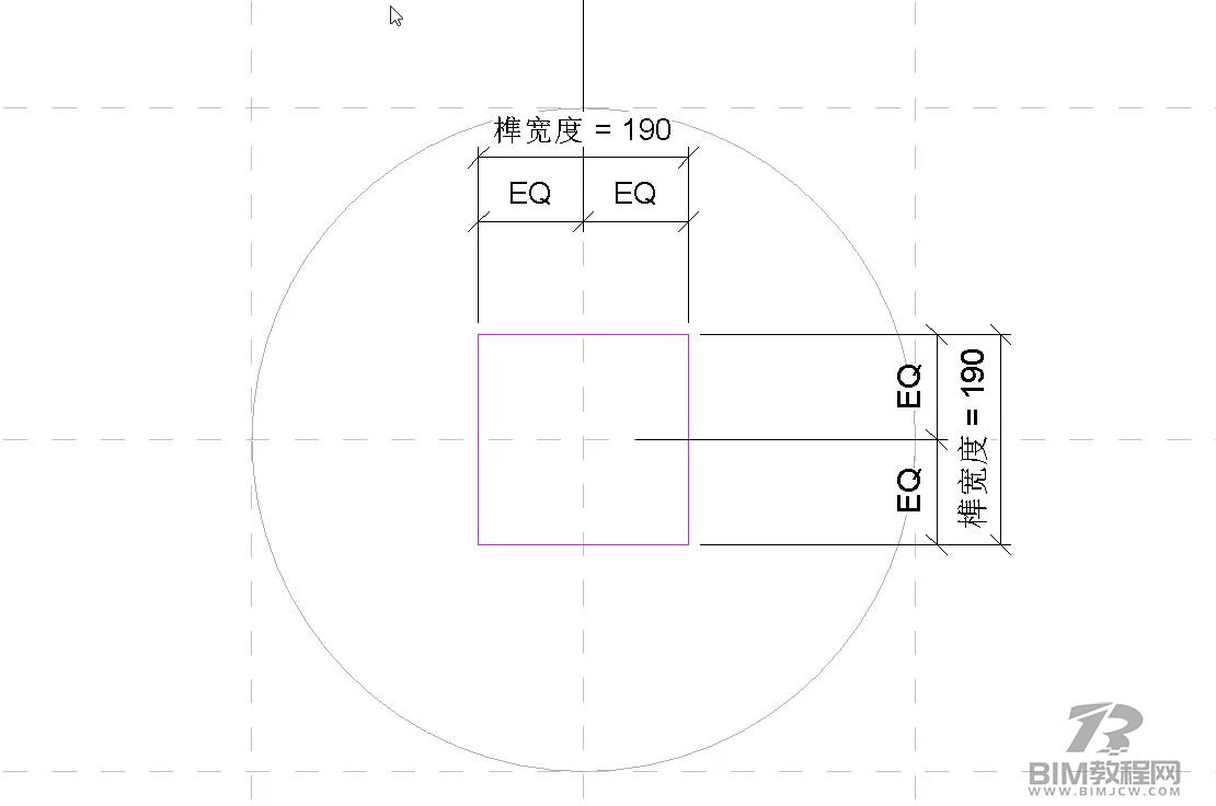 Revit绘制带榫卯的建筑柱3