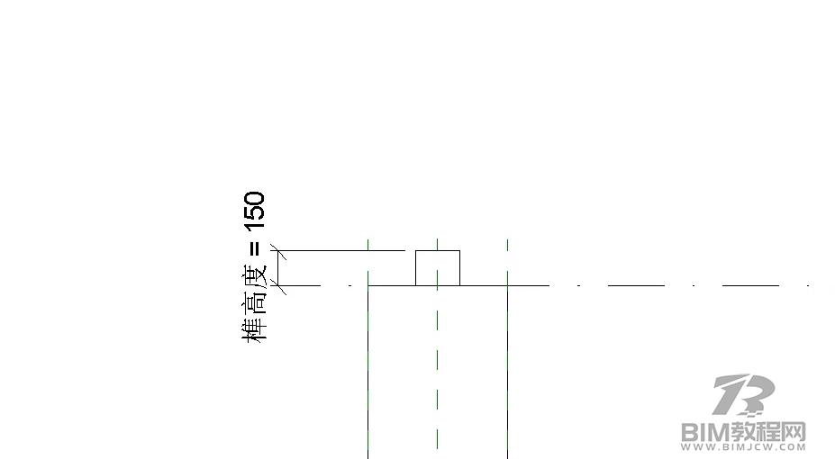 Revit绘制带榫卯的建筑柱4