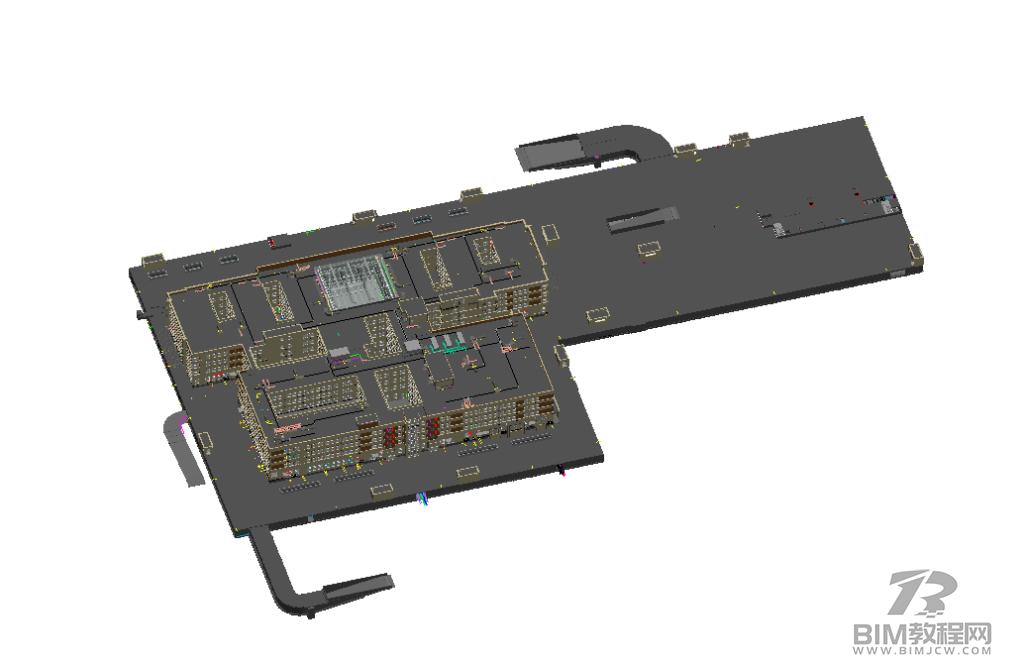 医院全套Revit模型下载1