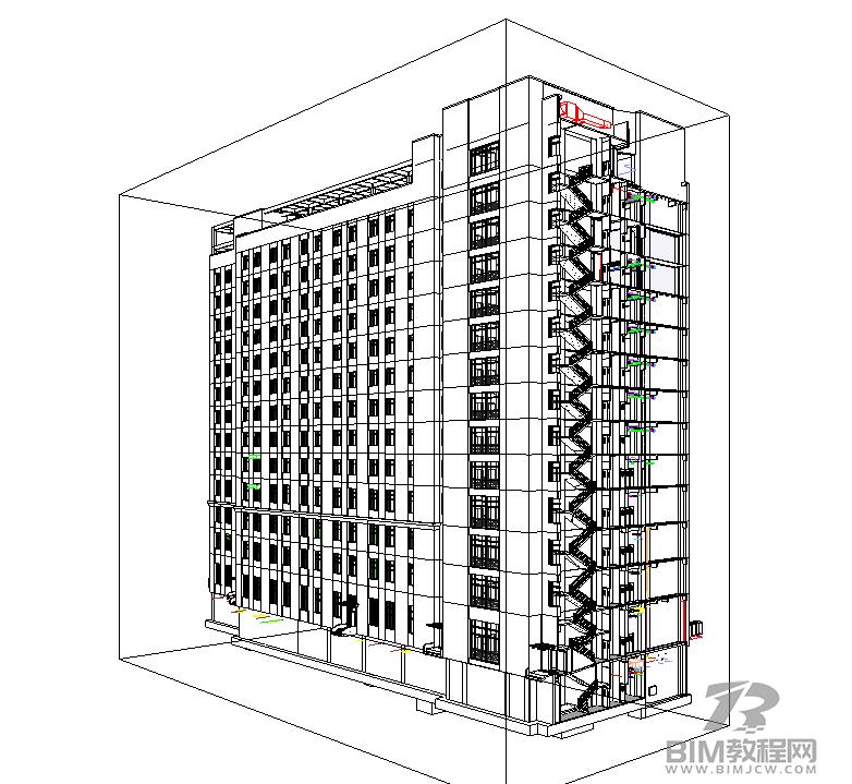 医院全套Revit模型下载3