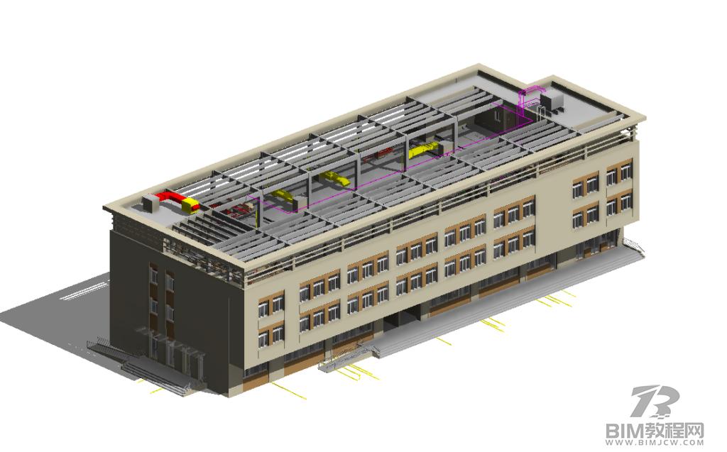 医院全套Revit模型下载5