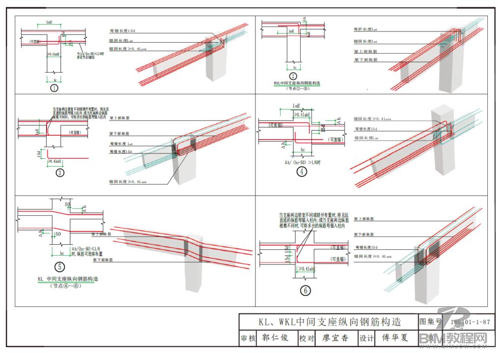 16G101-1-2-3三维立体平法结构识图PDF版下载6