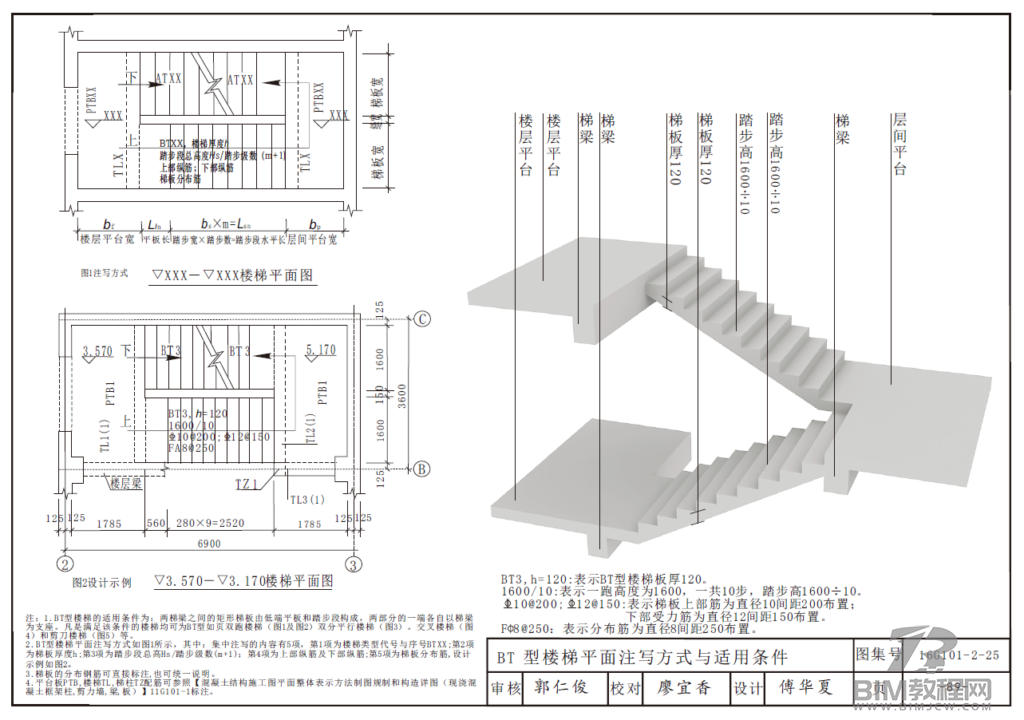 16G101-1-2-3三维立体平法结构识图PDF版下载10