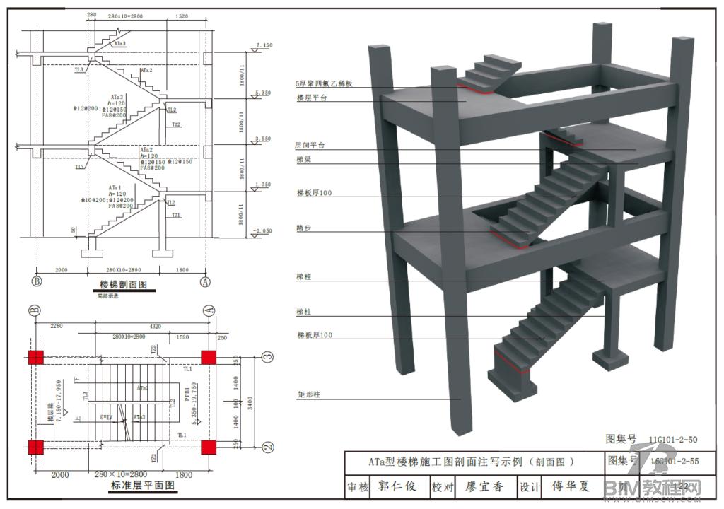 16G101-1-2-3三维立体平法结构识图PDF版下载13