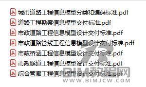 深圳市住建局、交通运输局发布七本BIM地方标准下载缩略图