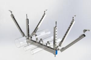 绘制抗震支架的几种方法